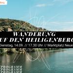 Feriengruppe am 14.09.2021: Wanderung auf den Heiligenberg